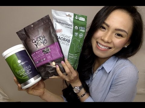 Superfoods Powder Haul | Baobab Powder, Maca Powder, Allysian Genesis, Youtheory Collagen