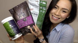 Superfoods Powder Haul | Baobab Powder, Maca Powder, Allysian Genesis, Youtheory Collagen