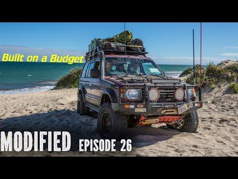 Modified Mitsubishi Pajero NJ, Modified Episode 26