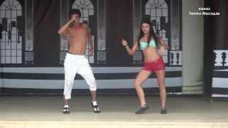 Уроки танцев «mix latino». Урок 6 (заключительный). Dance lessons