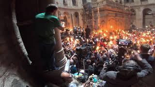 Holy Light Jerusalem 2019 Orthodox