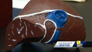 Itching is common early sign of liver disease