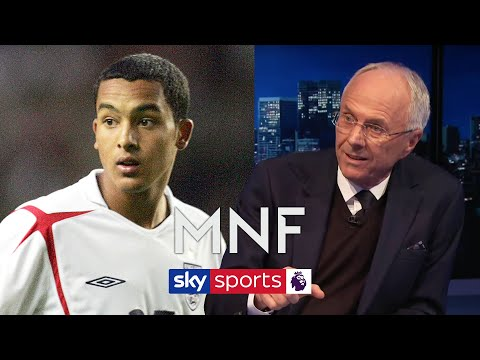 Sven-Goran Eriksson Explains WHY He Picked Theo Walcott In England's 2006 World Cup Squad