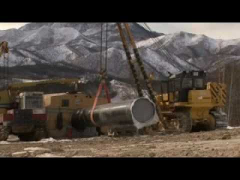 Sakhalin-2 Project_Trans-Sakhalin Onshore Pipeline System.mpg