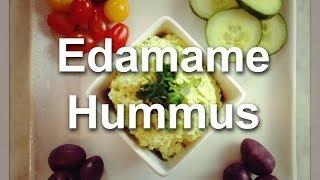 Reimagined Recipe: Edamame Hummus