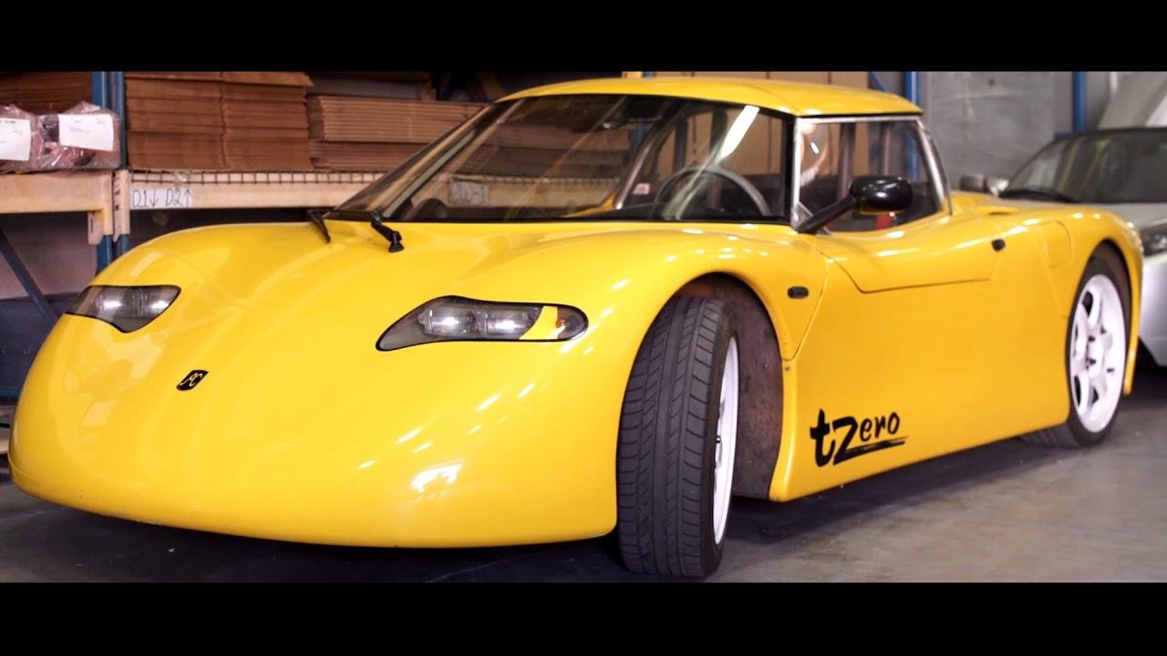 Ac Propulsion Tzero Reveal Electric Vehicle Phenomena Story Full Hd