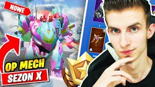 TEST GIGANIC ROBOTS, REVIEW SKINS! | FORTNITE BATTLEROYALE (SEASON 10)