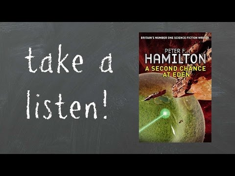 A SECOND CHANCE AT EDEN | AUDIO EXTRACT | PETER F. HAMILTON