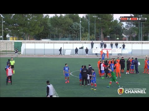 Gallipoli Football 1909 - Omnia Bitonto 2 - 2