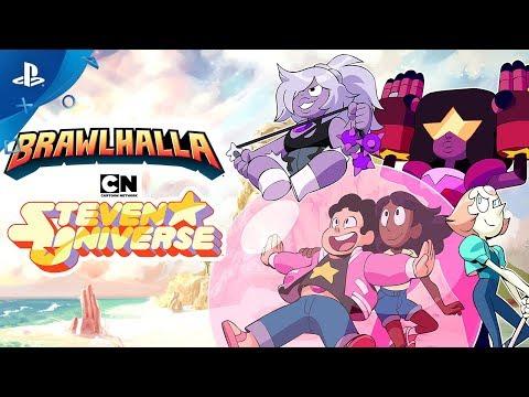 Brawlhalla - Steven Universe Announce Trailer | PS4