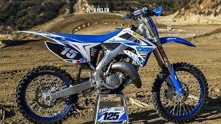 2018 TM 125 2 Stroke RAW - Motocross Action Magazine