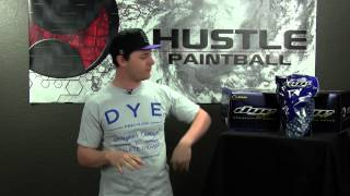 Dye CG (Competition Grade) Paintballs Review, Demo and Thoughts from Hustlepaintball.com