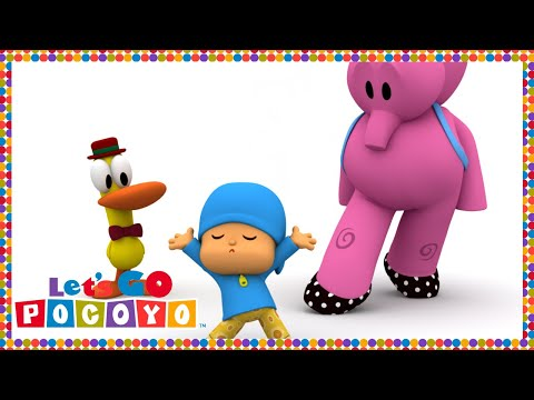 👗 POCOYO in ENGLISH - Playing Dress Up [ Let's Go Pocoyo ] | VIDEOS and CARTOONS FOR KIDS from YouTube · Duration:  7 minutes 1 seconds