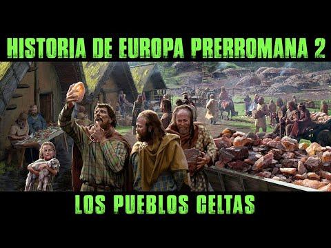 EUROPA PRERROMANA 2: Los Celtas