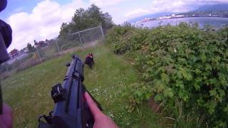 Vancouver Police Canine Training With Drift Hd170 Stealth Head Cam