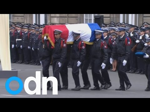 French attacks: Funeral ceremonies in Paris and Jerusalem