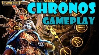 "SMITE Chronos Gameplay - ""Let"