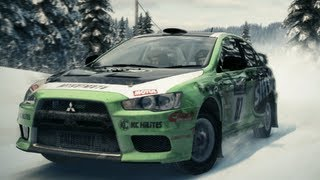 Dirt 3 PC Mitsubishi GAMEPLAY