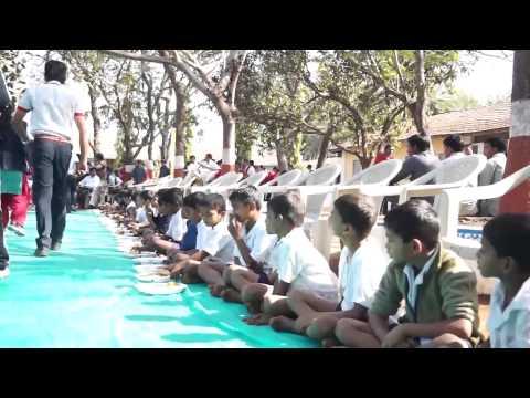 G.D.Goenka International School,Surat-Donation Drive at Dang - Part-1