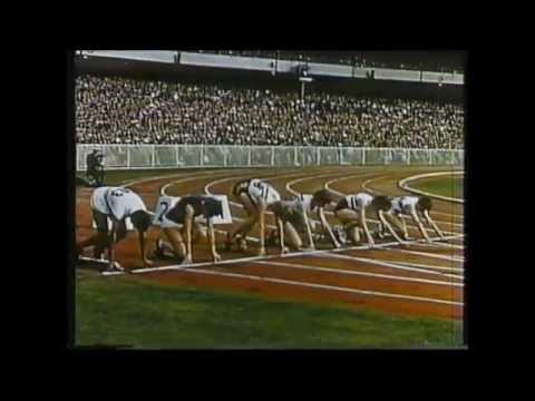 Betty Cuthbert - 1956 Melbourne Olympics
