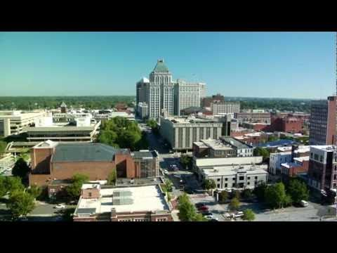 Economic Development Strategy (Downtown Greensboro)
