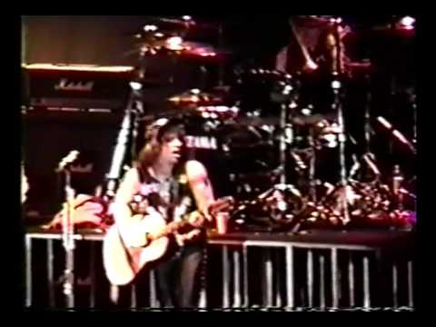 Britny Fox - Dream On (Live)