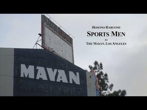 細野晴臣- Sports Men (Live at The Mayan Theatre, Los Angeles, July, 2019)