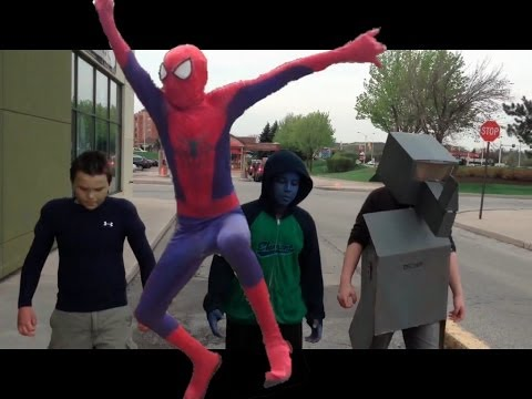 Ultimate Spider-Man (fan film parody)