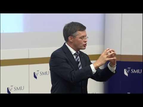 SMU PDLS: Prof Jan Peter Balkenende (Part 1) | Lecture on 11 Sep 2017