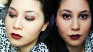 """AUTUMN MAKEUP TUTORIAL """"Whit Palette i Heart To Choccolate di MAKEUPREVOLUTION """""""