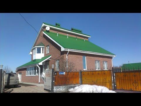 Коттедж в Новинках - купить дом в Нижнем Ногороде