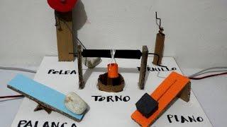 Palanca Máquina Simple