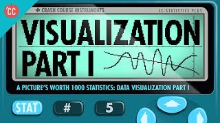 Charts Are Like Pasta - Data Visualization Part 1: Crash Course Statistics #5