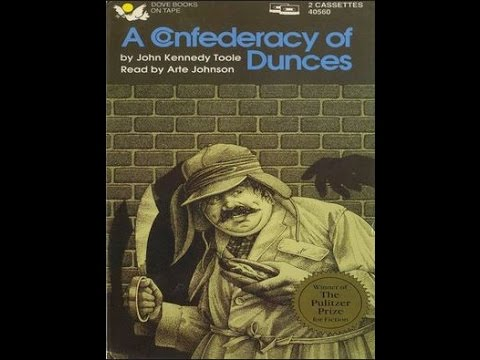 """A Confederacy of Dunces"" Audio book Side 1"