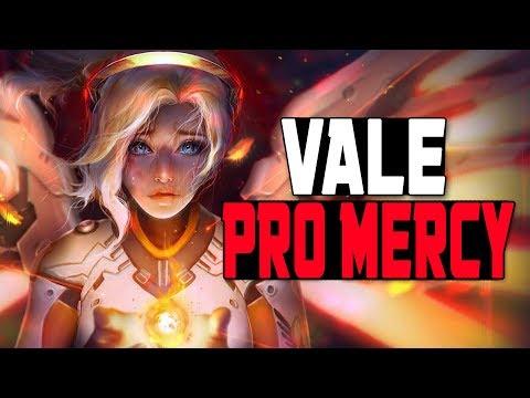 VALE PRO MERCY! [ OVERWATCH SEASON 10 TOP 500]
