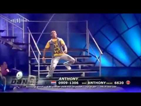 Anthony's Solo SYTYCD 2011