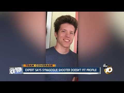 MORNING NEWS - Expert Says Synogogue Shooting Suspect Seems Like The Kid Next Door