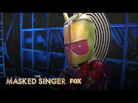 The Clues: Alien   Season 1 Ep. 5   THE MASKED SINGER