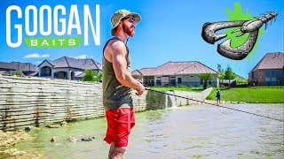 KRACKIN CRAW CATCHES 3 DIFFERENT SPECIES OF FISH!!