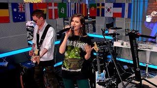 Elvira T -  Не Будь Дурой (#LIVE Авторадио)