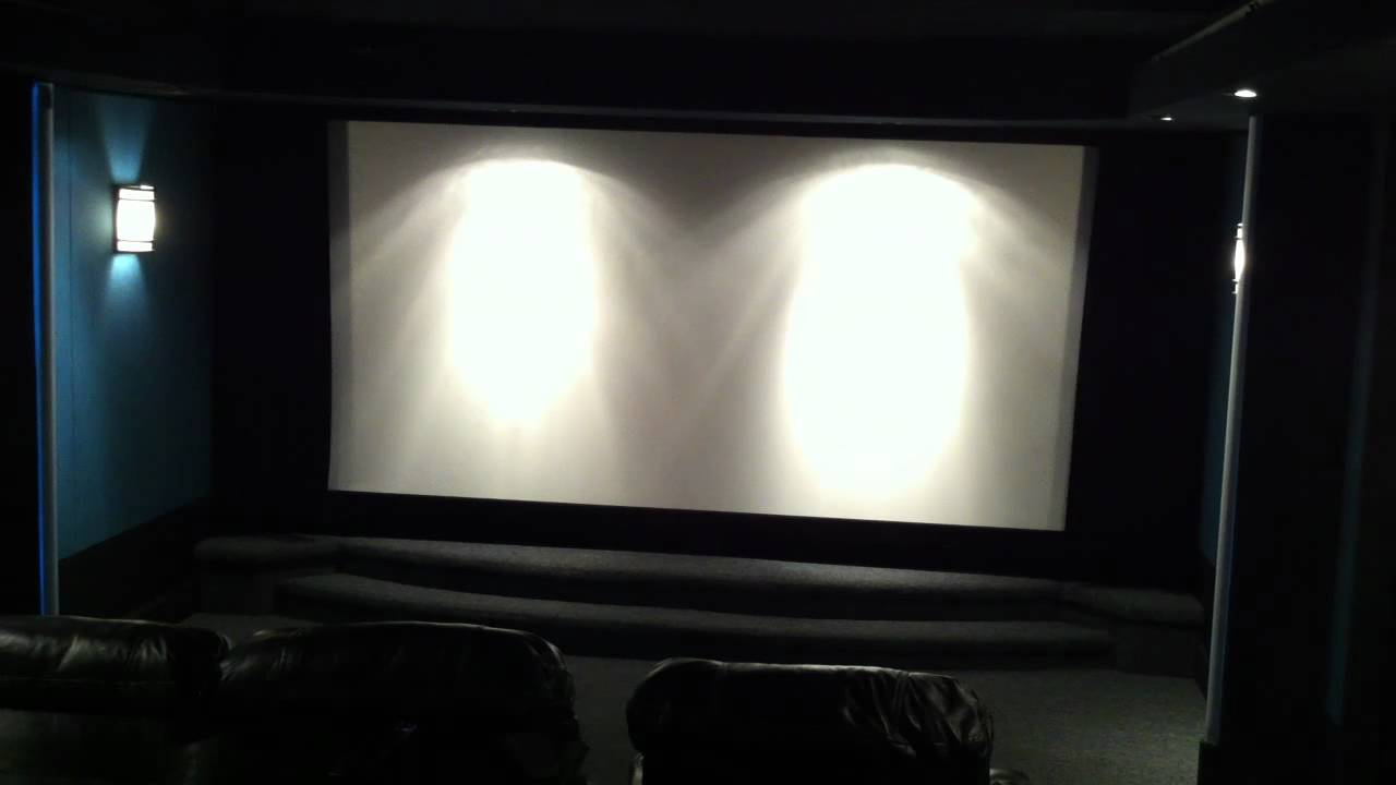 Build Home Theater Screen