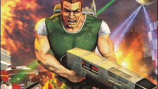 The Contra Adventure full PS1 gameplay
