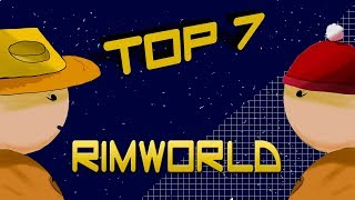 Топ 7 фишек и тактик в Rimworld