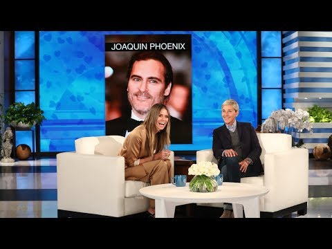 Heidi Klum Plays 'Who'd You Rather?'