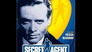 """""""Secret Agent Man"""" A tribute to Secret Agent Man, James Bond, Archer, and Austin Powers"""