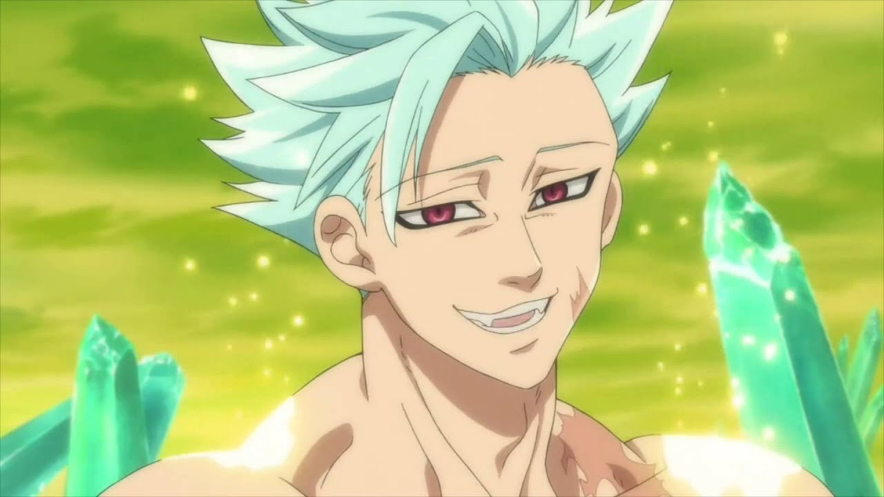 Image result for ban seven deadly sins