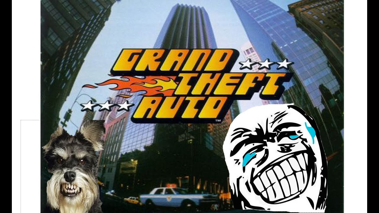 Grand Theft Auto Computerspiel