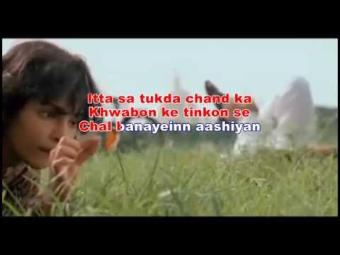 Aashiyan- Itti si Khushi  Karaoke