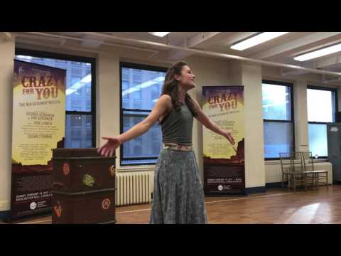 "Laura Osnes – ""Someone to Watch Over Me"" from Crazy For You"