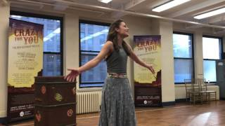 Laura Osnes – Someone to Watch Over Me from Crazy For You